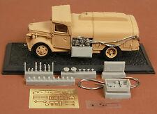 SBS Model 1/48 Opel Blitz Kfz. 385 Tankwagen detail set for Italeri kit