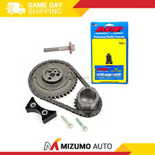 3 Bolt Cam Camshaft Conversion Kit w/ Timing Chain - Gm Ls2 Ls3