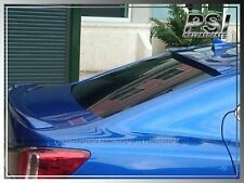 06-12 Lexus F Sport Trunk Spoiler + OE Roof Lip Paint #077 White IS250 IS350 ISF