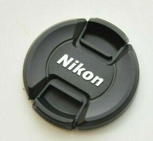 Genuine Nikon OEM LC-55A 55mm Front Camera Lens Cap