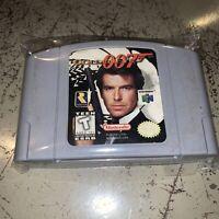 N64 GoldenEye 007 (Nintendo 64, 1997) Cartridge Only Authentic