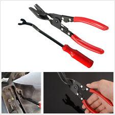 2 X Professional DIY Car Door Card Panel Trim Clip Removal Uphostery Pry Bar Kit
