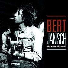 CD - Bert Jansch - The River Sessions (2004) Live in Glasgow, 1974