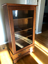 Vintage Antique Oak Bookcase