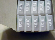 LITTELFUSE MAX80 FUSES BOX OF 10 NEW OLD STOCK ONE BID GETS 10 FUSES