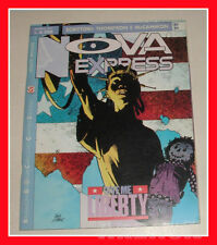 NOVA EXPRESS 3 Gibbons Miller GIVE ME LIBERTY Chaykin