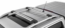 New Genuine Nissan Navara NP300 Roof Rack Cross Bar Set Dual Cab 2015 On