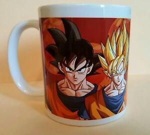 NEW Dragon-ball Z mug/cup perfect gift birthday Christmas GT adult/child size