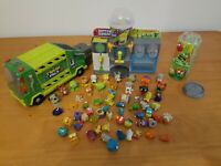The Grossery Gang and Trash Pack Trashies Moose Toys Lot