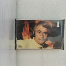 Alain Barriere – Tu T'en Vas - 1975 - VOL 1 (Cassette Audio - K7 - Tape)