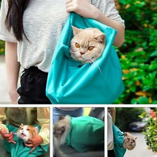 Portable Cat Carrier Pack Cat Puppy Carrier Comfort Travel Tote Shoulder Bag v