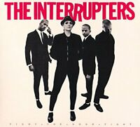 The Interrupters - Fight the Good Fight [CD]