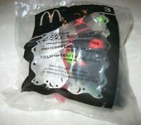 2001 Fisher Price McDonalds Happy Meal Under 3 Toy Police Car