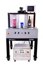 UV Curing Machine For Your Cylindrical Products - Model UVSP