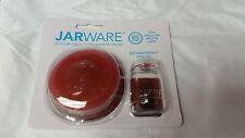 Jar ware STRAWBERRY set of 4 Mason Ball Canning jam jelly parties wedding NEW