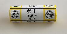 KMS Série de Monnaie Légale Rouleau Belgique 2002 non Ouvert Rôle de la Vue