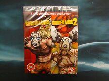 Borderlands 1 & 2 - PS3 Game - SEALED & NEW