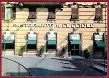 GENOVA CITTÀ 748 RISTORANTE IL CUCCIOLO ALFREDO Viale SAULI 9 Cartolina