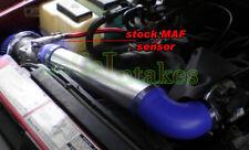 Blue Air Intake Kit & filter For 95-00 FORD RANGER EXPLORER XL XLT SE 4.0
