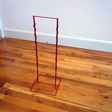 Red Single New Double Round Strip Potato Chip Candy Clip Counter Display Rack