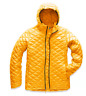 The North Face Thermoball Eco Hoodie Jacket size XL $220 TNF Yellow