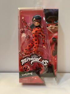 Miraculous: Tales of Ladybug & Cat Noir - LADYBUG Fashion Doll. Ships FREE