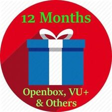 cccam full warranty for 12 months covers PPV PL DE HU ES FR NL PT openbox skybox