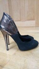 "ALDO Suede Slim Very High (greater than 4.5\) Women's Heels"""