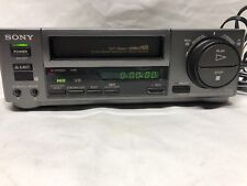 Sony EV-C100 Hi8 Video8 8mm Video 8 Cassette Recorder FOR PARTS, REPAIR Unit