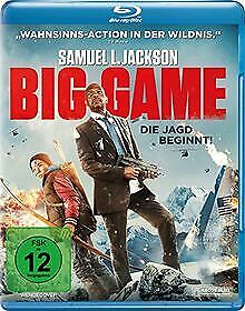 Big Game - Die Jagd beginnt! [Blu-ray] von Jalmari H...   DVD   Zustand sehr gut