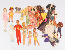 Vintage Blondie Paper Dolls w Lots of Clothes Choices, Plus Others