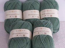 500g (37,00€/kg) Wollpaket ROWAN pure wool superwash worsted Fb182 - 100% Wolle