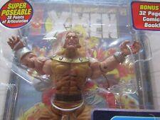 Toybiz Marvel Legends Giant Man AoA Sabertooth