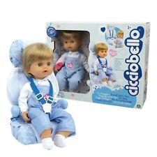gioco giocattolo bambola cicciobello in viaggio per bambini giochi preziosi