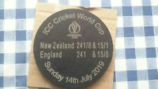 England  vs New Zealand cricket world cup