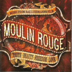Moulin Rouge - Original Motion Picture Soundtrack (2003 CD Album)