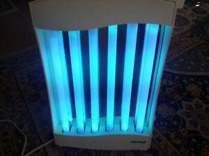 Philips efbe schott Facial Tanning Sun Home Solarium Lamp UV Face Tanner