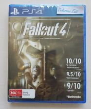 PS4 FALLOUT 4 for PlayStation 4, official AU/NZ version New And Sealed