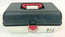 Caboodles Case Makeup Vintage Travel Cosmetic Retro Organizer Mirror