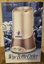 Sharper Image Wine Bottle Cooler and Warmer
