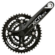 SR Suntour Kurbel CW14 XCR6-T 44/32/22 Z. 175mm 4-kant schwarz Fahrrad
