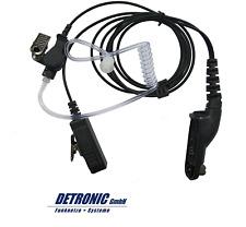 Motorola Security Headset mit Schallschlauch für Motorola MTP850FuG, MTP850S
