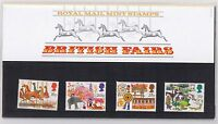GB Presentation Pack 147 1983 British Fairs 10% OFF 5