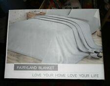 Whole Sale Job Lot Assorted Colours Fleece Throw Soft Warm Double Blankets 50X
