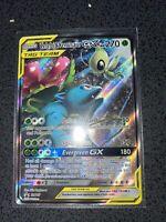 Pokemon Celebi & Venusaur GX Promo (M/NM)