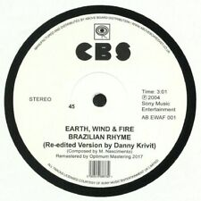 """EARTH WIND & FIRE - Brazilian Rhyme - Vinyl (12"""")"""