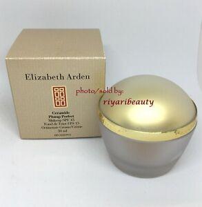 Elizabeth Arden Ceramide Plump Perfect Makeup 1oz *04 WARM SUNBEIGE* SEALED NIB