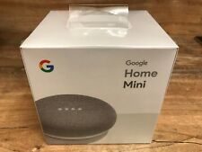 Google Home Mini Sprachassistent - Kreide - NEU + OVP!