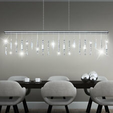 LED hanging ceiling lamp floor lamp pendant lamp crystal chandelier touch dimmer