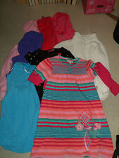 Bundle of seven girl's clothes, 9 to12 years, very high quality, see details